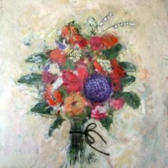 The Bride's Bouquet  thumbnail 20x20 2012