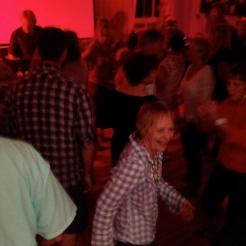 Dancing away to Little Bluff