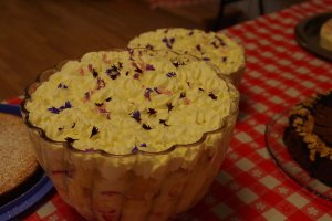 Trifle from the Pink Lunch Pail